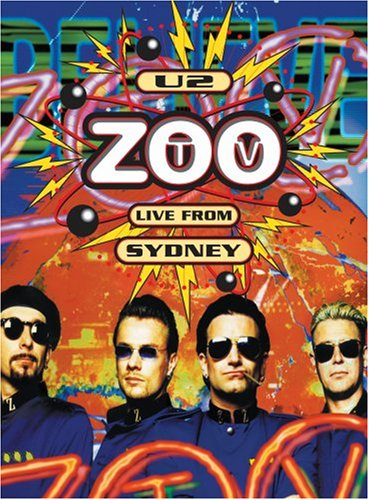 U2 - Zoo TV Live from Sydney (Limited Edition) by Universal Music (Image #1)