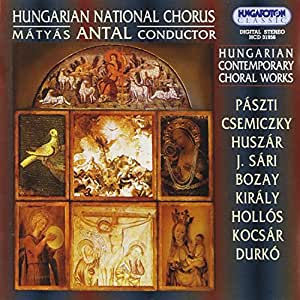 Hungarian Contemporary Choral Works