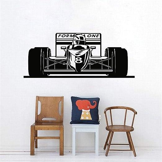 Pegatina De Pared 3d Pegatina De Pared Frases F1 Formula