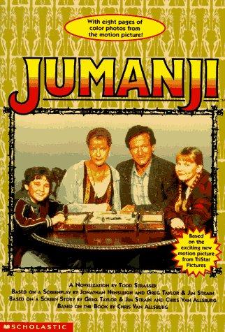 Jumanji 30th Anniversary Chris Allsburg product image