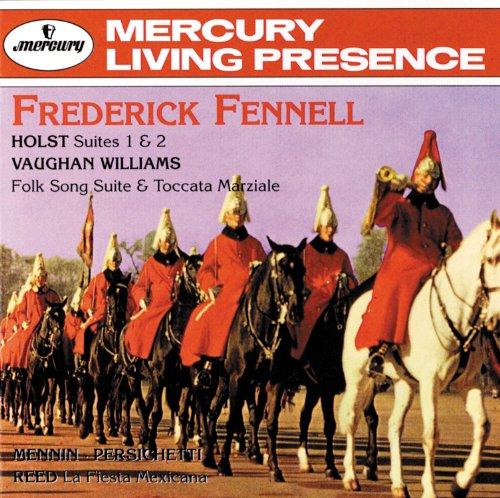 Vaughan Williams Folk Song (Holst: Suites 1 & 2/Vaughan Williams: Folksong Suite, etc.)