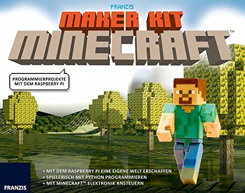 FRANZIS Maker Kit Minecraft Programmierprojekte Mit Dem Raspberry - Raspberry minecraft spielen