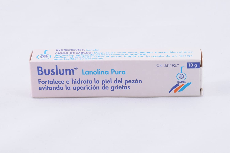 Buslum lanolina pura 10 gr