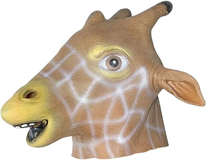 Oalas Mask Collection, máscara de látex, para Disfraz, Disfraz ...