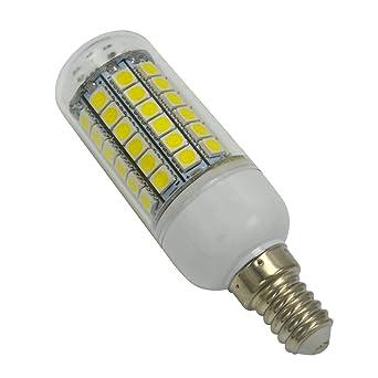 10 pcs E14 7 W 69 SMD LED 5050 Maíz Bombilla bombillas de bajo consumo bombilla