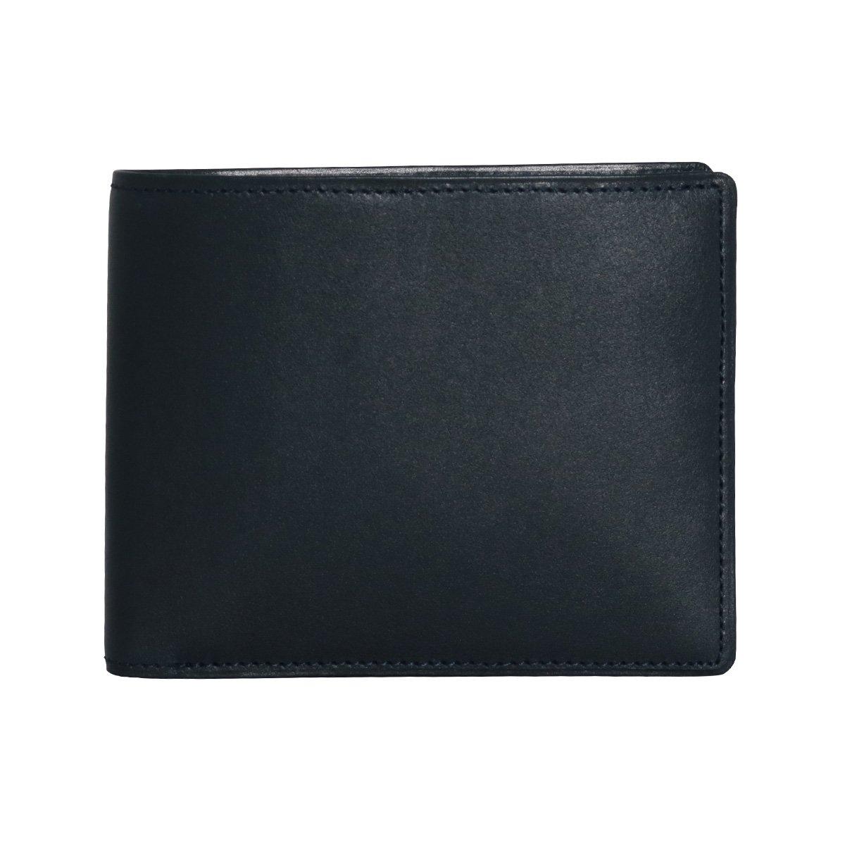 (ミカド) Mikado 二つ折り財布 228015 シャトーブリアン B07D32XL7W 【41】ネイビー 【41】ネイビー