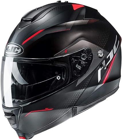 Helmet HJC IS-MAX II DOVA BLACK//RED S