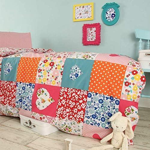 Buy Caravan Patchwork Girls Set