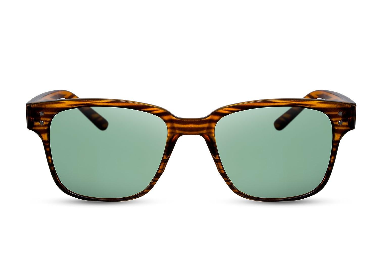 Cheapass Sunglasses Wayfarer Noir Rouge Miroitant Connaisseur Femmes Hommes BdtQ4