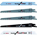 Bosch F016800307 Keo Replacement Blades - Pack of 5