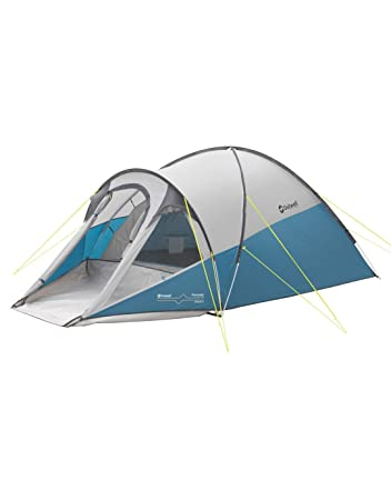 Outwell 2-Room Dome Tent Cloud 3 19 x 60 CM 110415  sc 1 st  Amazon UK & Outwell 2-Room Dome Tent Cloud 3 19 x 60 CM 110415: Amazon.co.uk ...
