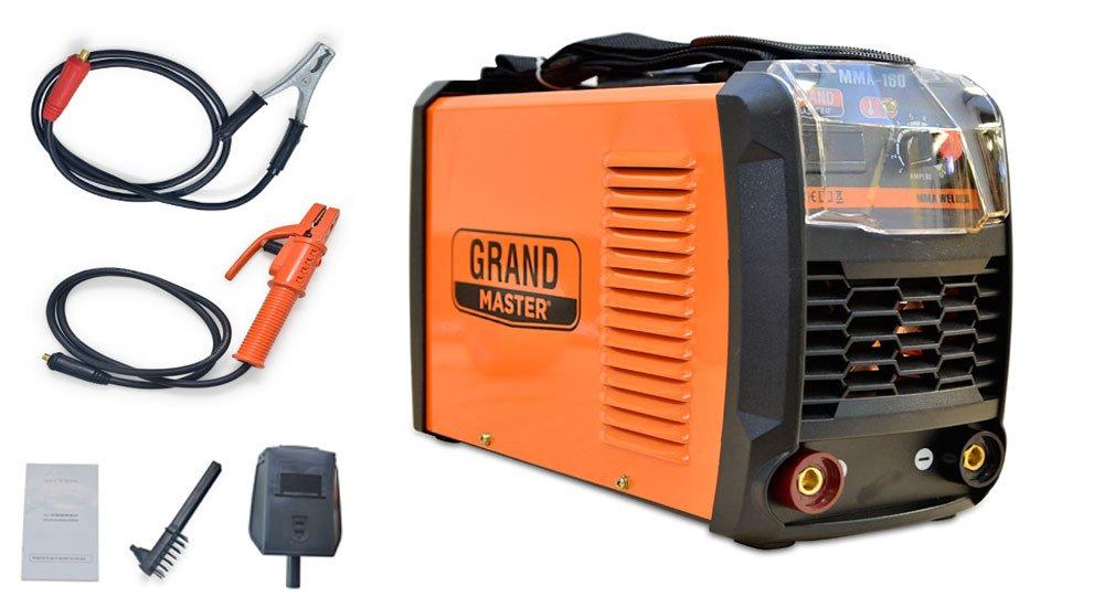 Poste à Souder 160 Amp jusqu'à Électrodes de 4.0mm Grandmaster