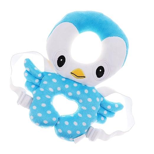 Toygogo Bebé Infantil Caminando Cabeza Protección De Espalda ...