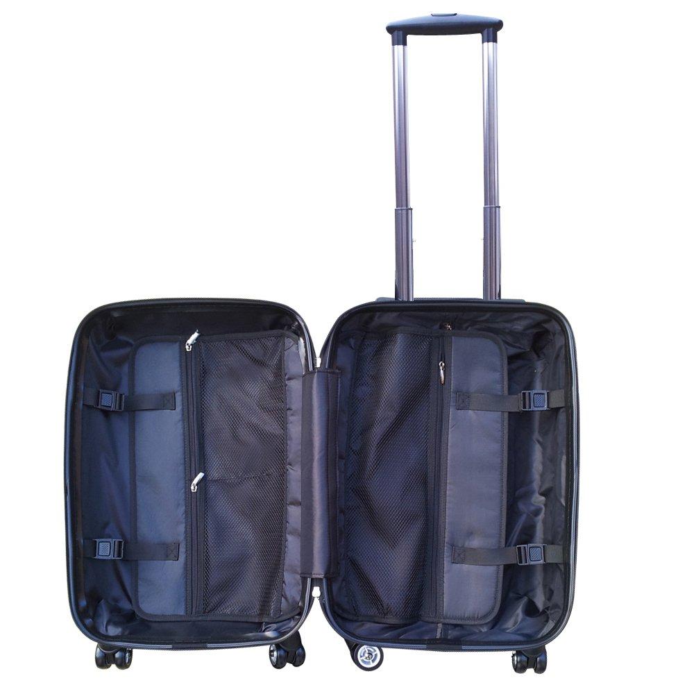 Personalised suitcase large amazon co uk luggage