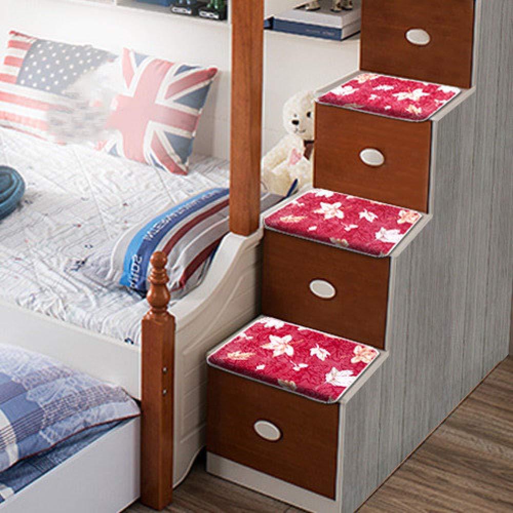 Cama para niños, dormitorio universitario, litera, cama de escalera, alfombra antideslizante, alfombra gruesa, juego completo, como se muestra en la Figura 44 * 35 CM: Amazon.es: Bricolaje y herramientas