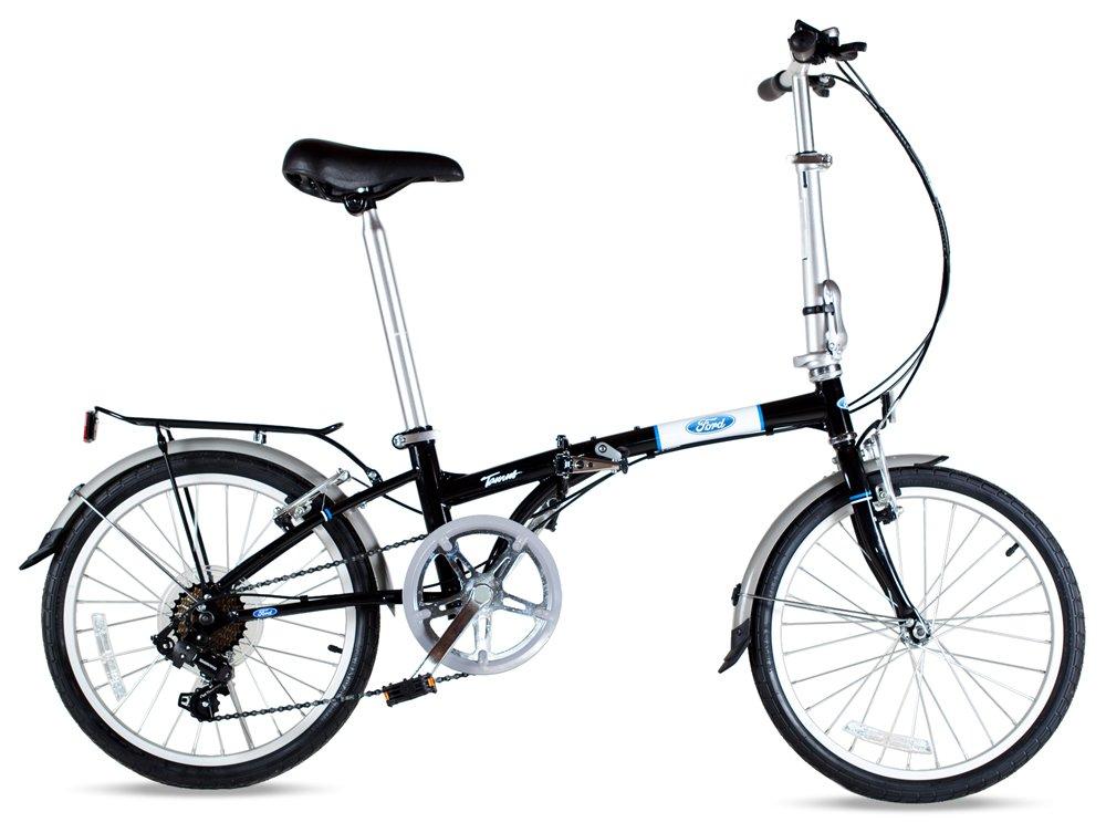 Ford by Dahon Taurus 2.0 Bicicleta Plegable de 7 velocidades ...