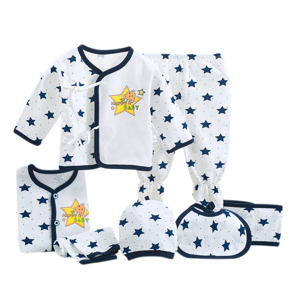 Baby Geschenkset, Baywell Neugeborene Kleidung Set fü r 0-3 Monate Baby Junge Mä dchen