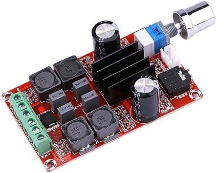 2x50W TPA3116 2-Channel Digital Stereo Audio Amplifier AMP Board 5V-24V \.,\\