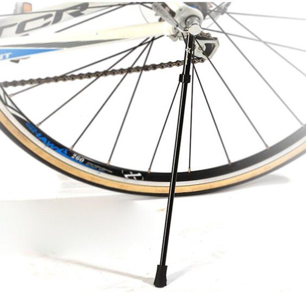 Carbon Road Bike Amazon Com >> Amazon Com Rockbros Carbon Fiber Bike Kickstand Quick Release