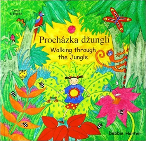 Book Walking Through the Jungle (Mantra duets) by Harter, Debbie, Harter, illustrated Debbie (2001)