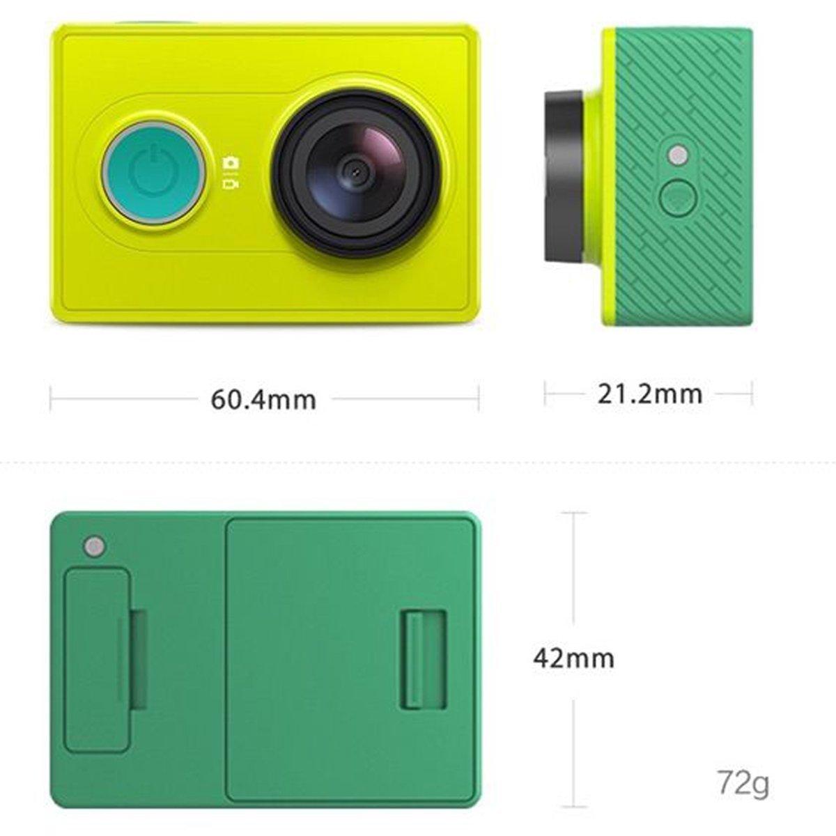 Amazon Xiaoyi Yi Action Camera With Wi Fi White