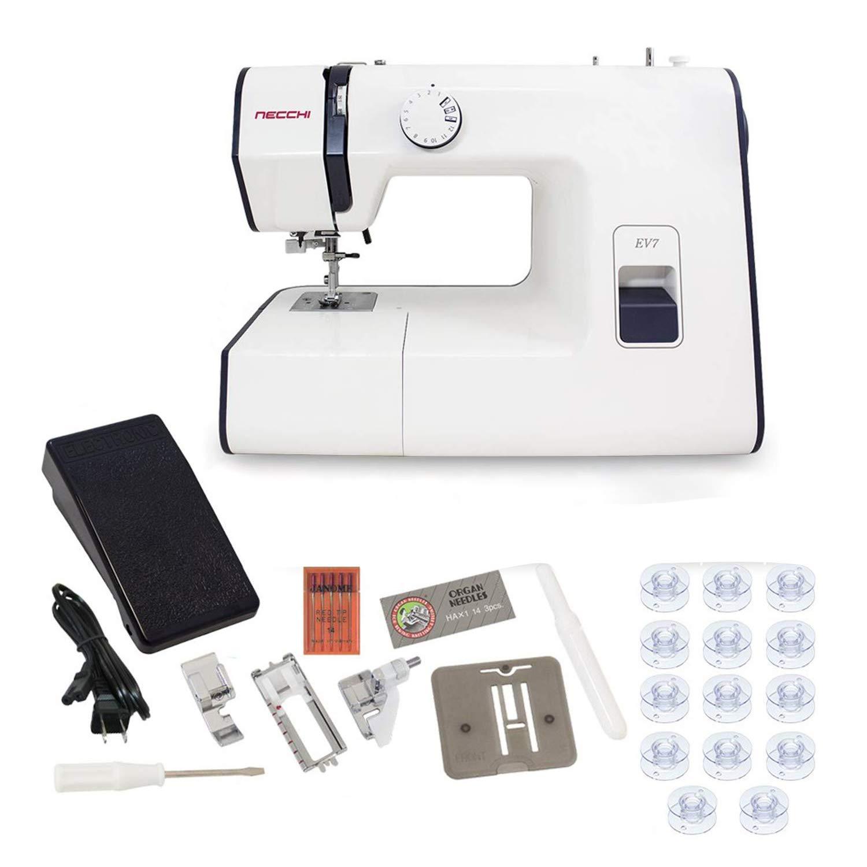 Necchi EV7 Mechanical Sewing Machine