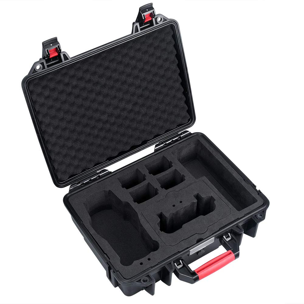 Smatree Carrying Case Compatible with DJI Mavic 2 Pro/DJI Mavic 2 Zoom and DJI Smart Controller by Smatree (Image #4)