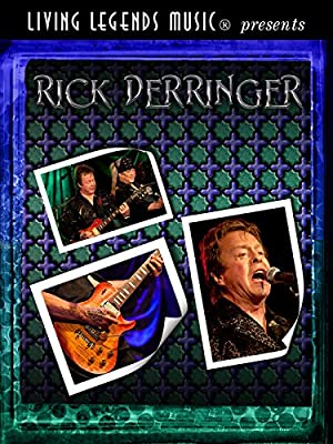 Living Legends Music® presents Rick Derringer - their Reality. their stories. their music. their words.
