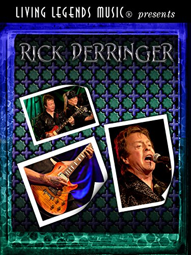 Mccoy Photo - Living Legends Music® presents Rick Derringer - their Reality. their stories. their music. their words.