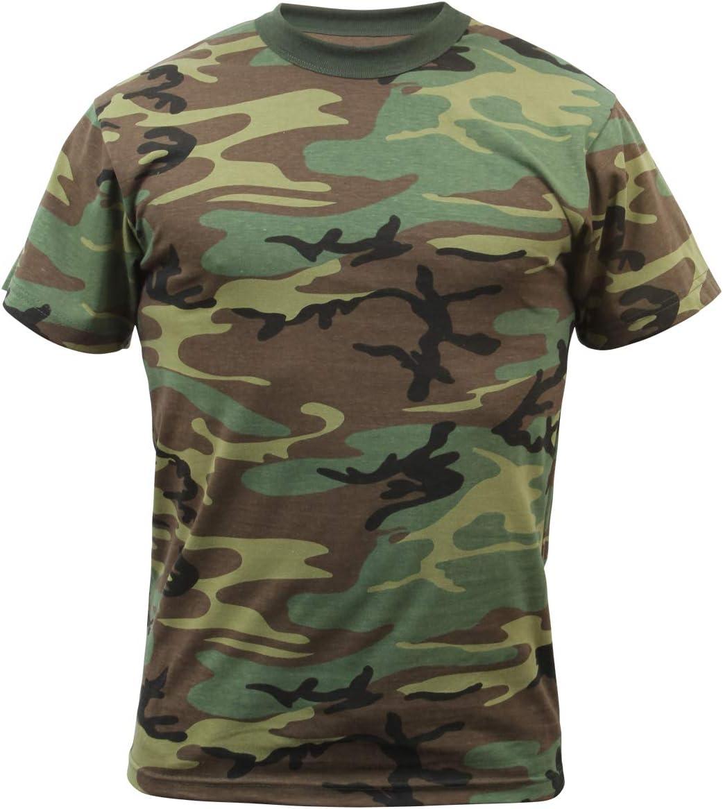 Rothco Camo T-Shirts: Clothing