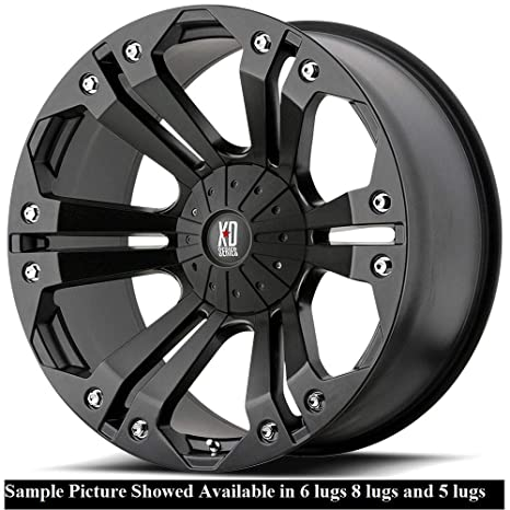 Amazon Com Trucks And Autos 4 New 18 Wheels Rims For Chevy