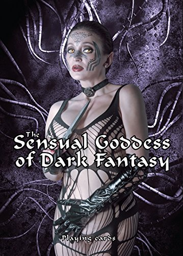 The Sensual Goddess of Dark Fantasy - Playing Cards