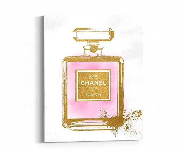 483fe9e1 Amazon.com: Wall Art Poster Print - COCO Number 5 Chanel Ad Perfume ...
