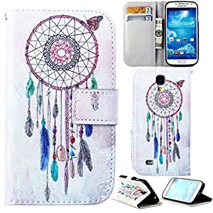 Samsung S4,Samsung Galaxy S4 Cases,S4 Case,Galaxy S4 Case,Samsung Galaxy S4 Case,Samsung S4 Case,Galaxy S4 Phone Cases,Case for Galaxy S4,Galaxy S4 leather case,Samsung Galaxy S4 wallet Case,Creativecase beautiful printed PU leather Wallet Book Design with Credit ID Card Flip Cover Protective Galaxy S4 Case Cover for Samsung Galaxy S4 i9500-H2