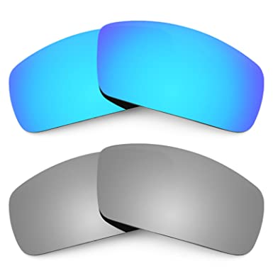 Revant Ersatzlinsen für Oakley Canteen (2006) Titanium MirrorShield® Xh5fyREXX