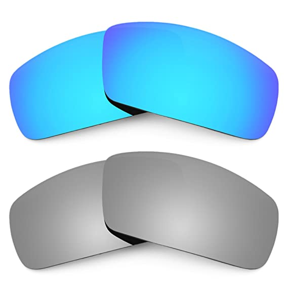 d81bbb5a82 Revant Replacement Lenses for Oakley Canteen (2006) 2 Pair Combo Pack K004   Amazon.co.uk  Clothing