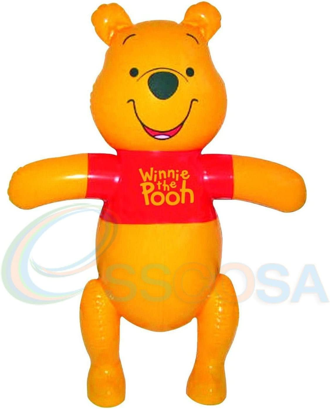 Disney Nuevo Inflable Winnie The Pooh, Personaje Oficial, Juguete ...