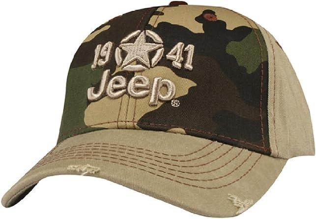Jeep 1941 Camo Cap