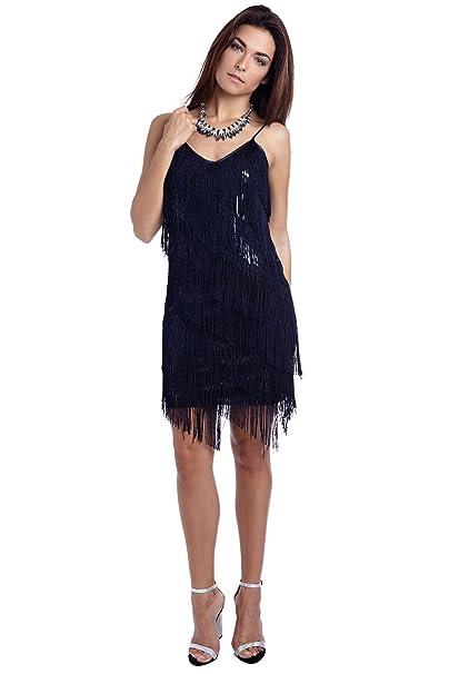 Vestidos de fiesta azul marino 2014