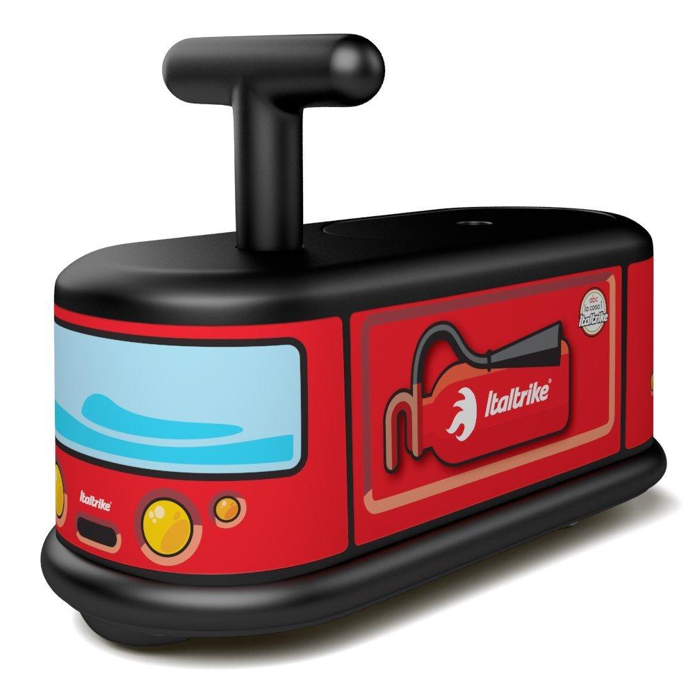 Bobby-Car Feuerwehr - La Cosa Feuerwehr - Feuerwehr-Rutscher