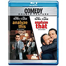 Analyze This / Analyze That (Double Feature) [Blu-ray] (2010)