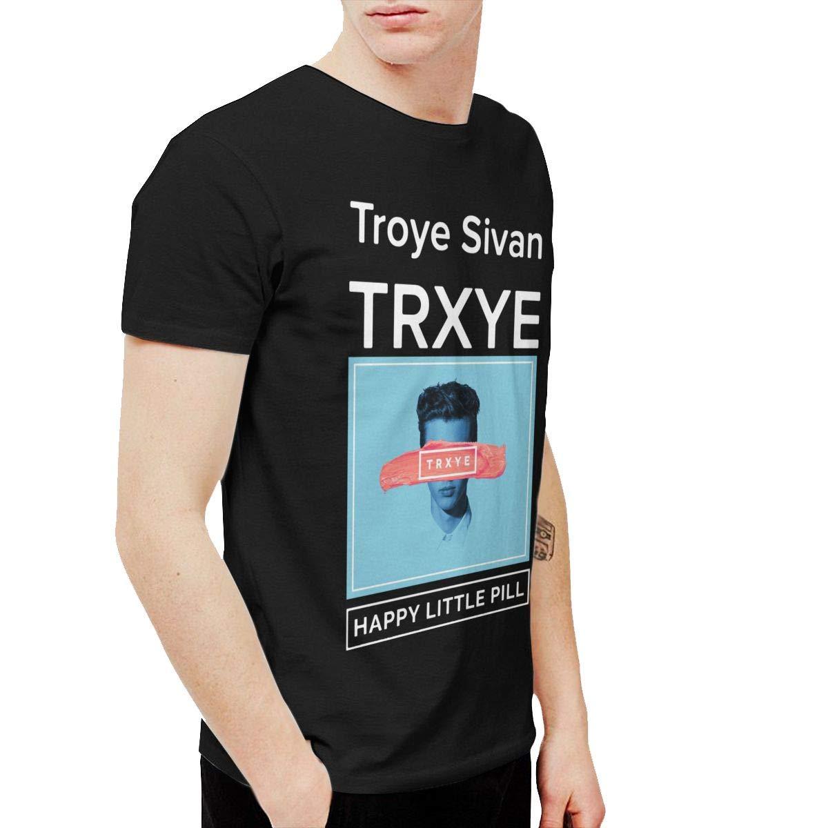 Vargehyxck S Troye Sivanhappy Little Pill T Shirts Black