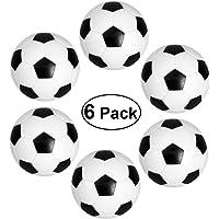 NUOLUX Futbolín Bolas Foosball - Reemplazos de Pelotas