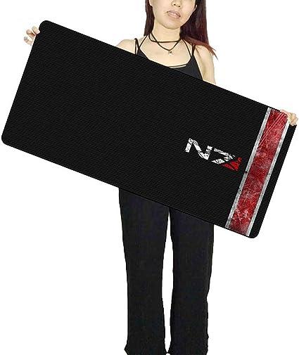 Alfombrilla De Ratón Mass Effect N7 Logo Del Juego Goma Para ...