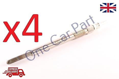 4 x Citroen Berlingo C1, C5, JUMPY Nemo Xsara 1.4 1.6 HDI Bujía de