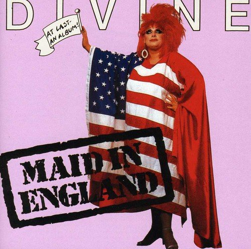 Divine Cd (Maid In England ~ Expanded Edition /  Divine)
