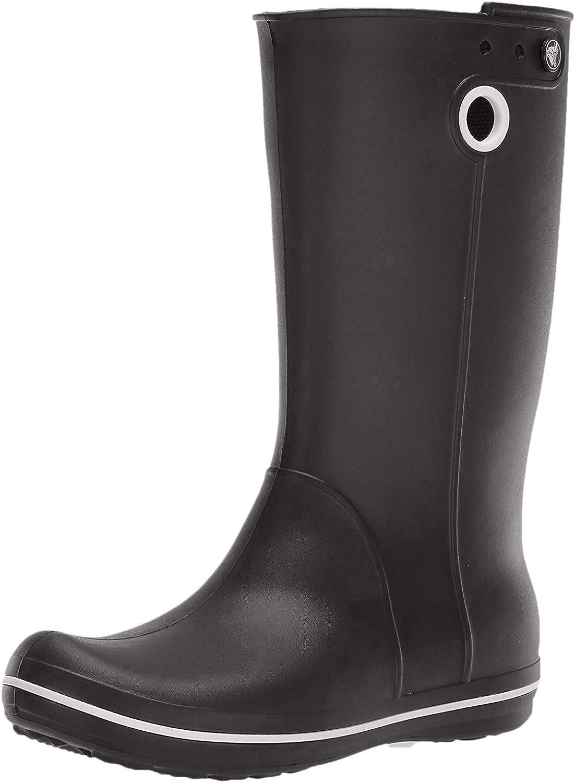 Crocs Womens Crocband Jaunt Rain Boot