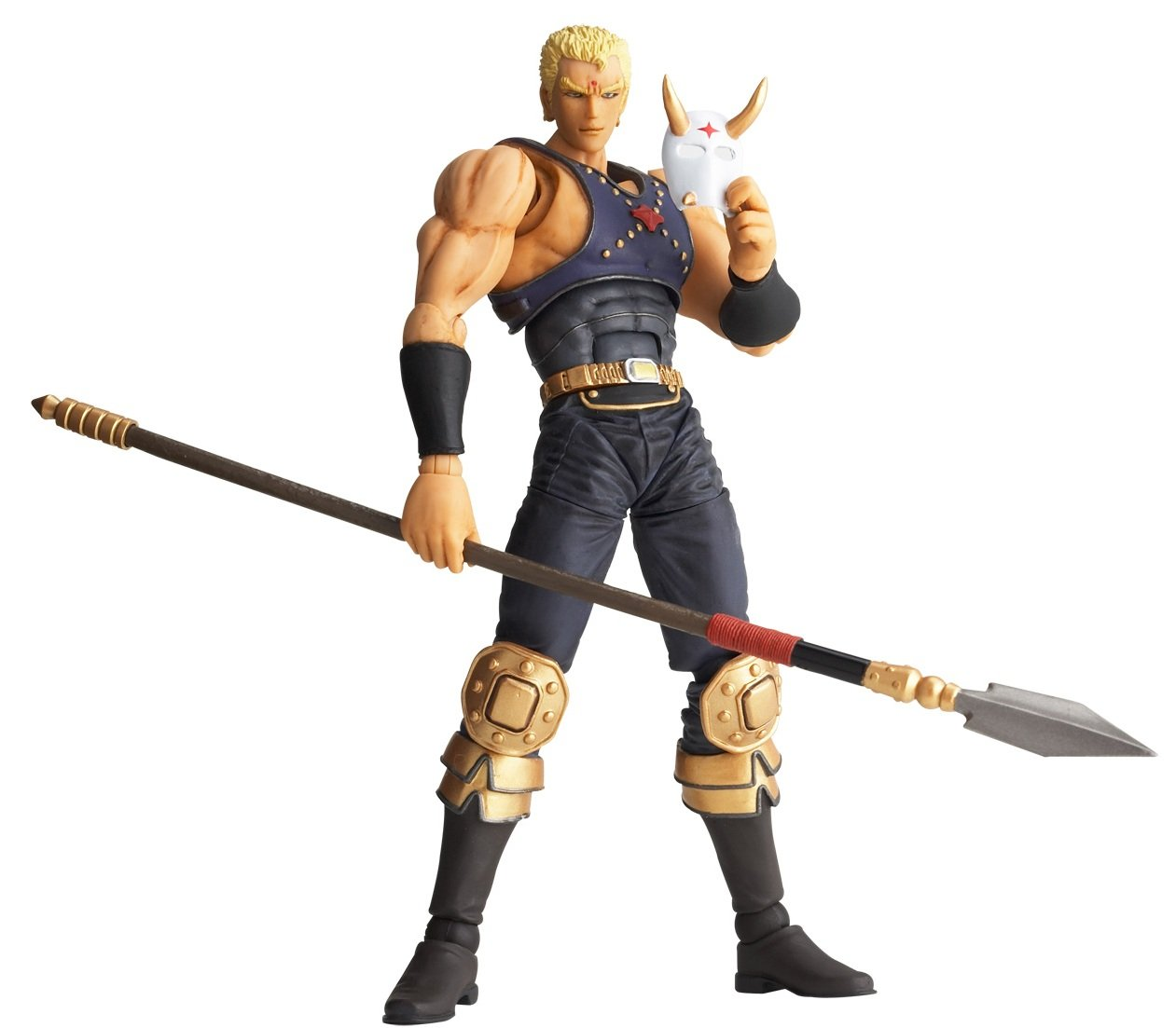 Fist REVOLUTION Series No Revoltech Souther Hokuto. 012 (japan import)