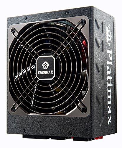 Enermax Platimax 1350W 80 PLUS Platinum Certified Full Modular ATX12V/EPS12V SLI Ready CrossFire Ready Power Supply, EPM1350EWT by Enermax (Image #2)