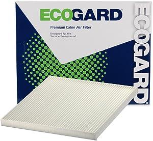 ECOGARD XC35865 Premium Cabin Air Filter Fits Hyundai Accent 2012-2017, Tucson 2005-2015, Veloster 2012-2017, Genesis Coupe 2010-2016 | Kia Sportage 2005-2016, Rio 2006-2017, Forte 2010-2013